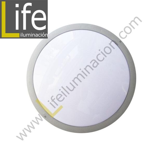301/LED/15W/60K/WH TORTUGA REDONDA LED 15W/6000K BLANCO 220/60HZ 1
