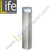 HY0003PSH-LED/30K POSTE 40 LED 3.2W 3000K ACERO INOX IP44
