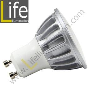GU10/LED/2W/30K-B LAMPARA LED GU10 2W 30KB DOBLE BLISTER