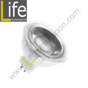 GU5.3/LED/5W/30K/220V LAMPARA LED G5.3 5W 3000K 220V-60HZ