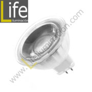 GU5.3/LED/5W/60K/220V LAMPARA LED G5.3 5W 6000K 220V-60HZ