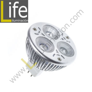 MR16/LED/6W/12V/30K REFLECTOR MR16 LED GU5.3 6W 12V IP20 36