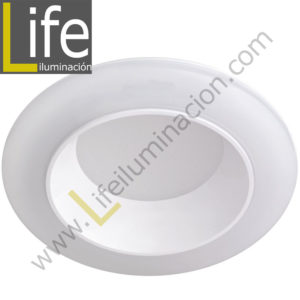 600/LED/25W/40K/WH DOWNLIGHT LED 25W 4000K 90° IP44 C/BLANCO 220V/60