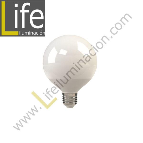 GLOB/LED/12W/60K/220V FOCO GLOBO LED 12W 6000K 1