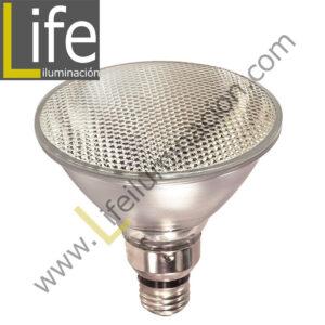 PAR30/LED/6W/GREEN-B/M LAMPARA PAR 30 LED E27 10W GREEN