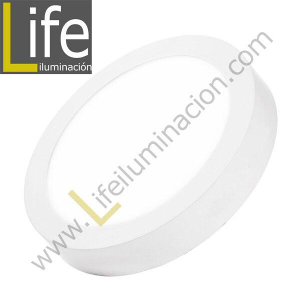 101R/LED/12W/30K/WH/M DOWNLIGHT LED CIRC