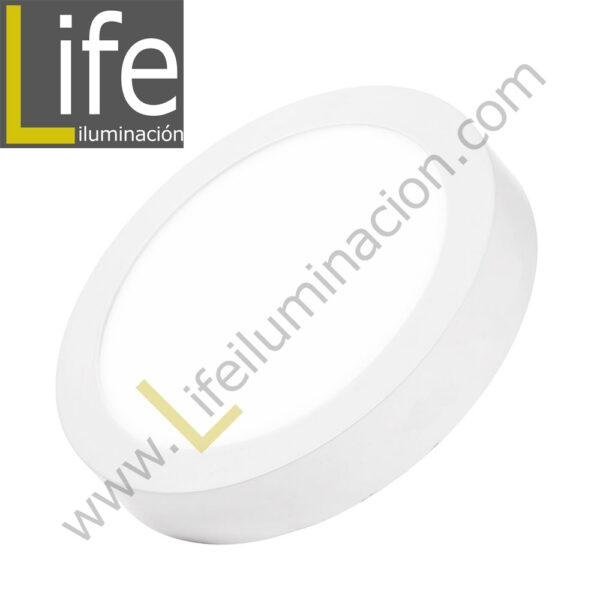 101R/LED/6W/30K/WH/M DOWNLIGHT LED CIRC
