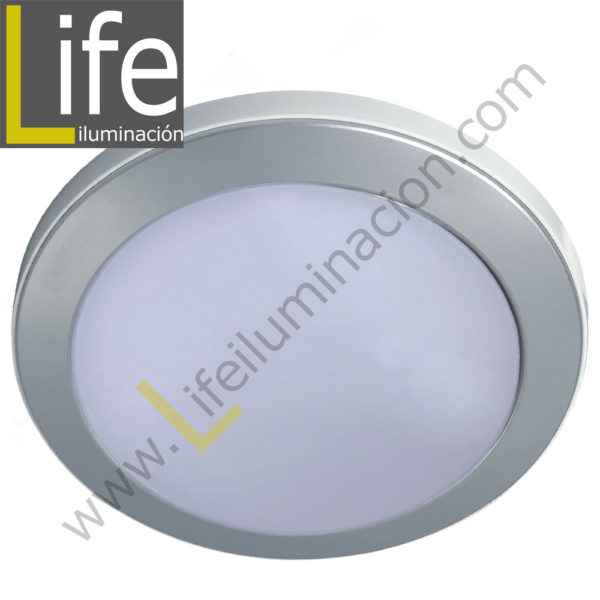 104RE/LED/6W/60K/WH/M SPOT LED RENDONDO EMP.6W/60K/SL 9