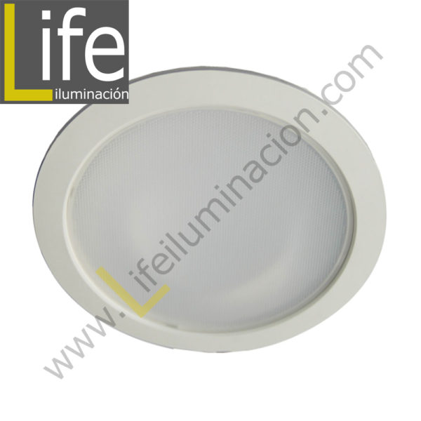 DOWN/LED/15W/40K/WH DOWNLIGHT LED 15W 4000K C/BLANCO 220V/60HZ 1