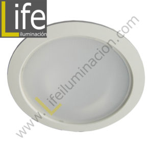 DOWN/LED/30W/30K/WH DOWNLIGHT LED 30W 3000K 2400LM BLANCO 220V/60HZ