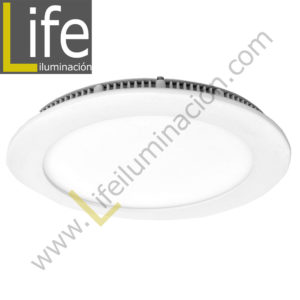 DOWN/RD/LED/12W/30K/WH DOWNLIGHT LED CIRC.EMP.12W/30K/WH 17.2X2CM MULTIVO