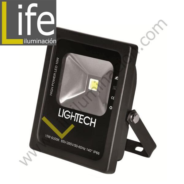 REF/10W/LED/60K/M REFLECTOR LED 10W IP65 85-265V 6000K- 680LM 140º ANGULO DE RADIACION IP66 SIMETRO 1